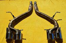 OEM __ Mercedes w171 ____ AMG Exhaust Tips ______ w204 w211 w164 w207 w219 w221