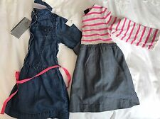 Lot of 2 NWT Toddler Girl Dresses  2T Gap/ Tommy Hilfiger