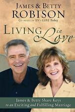 Living in Love : Co-Hosts of Tv's Life Today, James and Betty Robinson  HBDJ