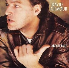 About Face by David Gilmour (CD, Sep-2006, Columbia/Legacy)