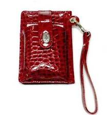 Milano Cell Phone Wristlet Wallet RED Credit Card Money Cell Phone Holder NEW
