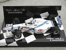 1/43 STEWARD FORD SF 1 R. BARRICHELLO 1997 MINICHAMPS