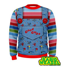 Good Guys Chucky Sweatshirt Replica Costume Halloween