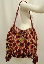 Antik Batik Large fringe tote shoulder bag RRP590GBP