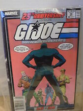 Marvel Comics! GI Joe: A Real American Hero 86 25th Anniversary Issue!