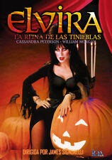 24X36Inch Art ELVIRA MISTRESS OF THE DARK Movie Poster 1988 Sex Horror P20