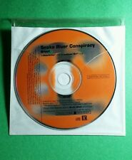 SNAKE RIVER CONSPIRACY BREED LOADBLOWER 2 SONG MIXES SAMPLER MUSIC CD