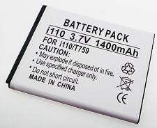 New STANDARD LI-ION Battery for Verizon Samsung Illusion SCH-T759 1400 mAh 3.7 V