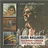 Russ Ballard - Russ Ballard/Winning/At the Third Stroke (2013)  2CD  NEW/SEALED