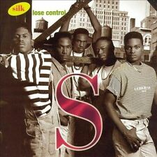 Silk: Lose Control  Audio Cassette