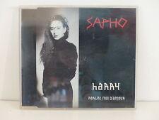 CD 2 titres SAPHO Harry Parlez moi d amour 433003