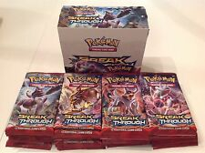 18x Pokemon Xy Breakthrough Set Sealed Booster Packs *Weighed/Scaled*