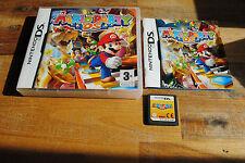 Jeu MARIO PARTY pour Nintendo DS COMPLET