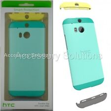 HTC One (M8) Double Dip Case Cover Teal / Atlantis / Teal, 99H11451-00