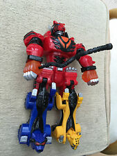 Power Rangers jungle fury megazord action toy