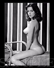 Vintage Pretty Nude Women Picture 8X10 New Fine Art Print Photo Antique Old Vtg