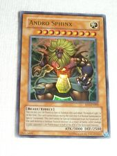 Yu-Gi-Oh Ultra Rare Andro Sphinx EP1-EN002 card MT-NMT
