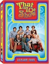 Brand New DVD That '70s Show: Season Four Topher Grace Laura Prepon Mila Kuni