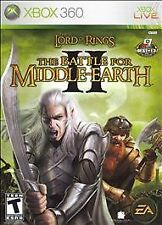 The Lord of the Rings The Battle for Middle-Earth II - XBOX 360 Disc Only