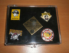 PITTSBURGH PIRATES THREE RIVERS STADIUM GIANT EAGLE COMMEMORATIVE PIN SET