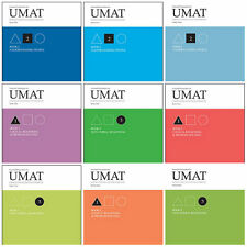 UMAT Series COMPLETE PACKAGE(Undergraduate medical health sciences admission tes