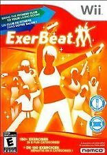 EXERBEAT Nintendo Wii Game