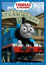 THOMAS AND FRIENDS - LENTICULAR 3D POSTER / PRINT (THOMAS SOLO)