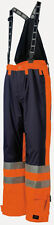 Helly Hansen Ludvika Mens Bib Pants Trousers Waterproof Hi Vis Size XXL Navy B56