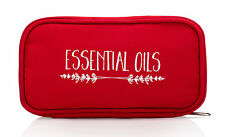 Essential Oils Carrying Case Holds Ten 15ml, 10ml, or 5ml Bottles doTERRA Travel