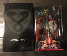 THUNDERCATS CLASSICS MATTY COLLECTOR MUMM-RA EXCLUSIVE FIGURE NEW IN HAND SEALED