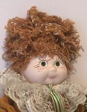 Vintage China Cinderella Doll by Sarah-Anne Deamer Rare Collectable VGC