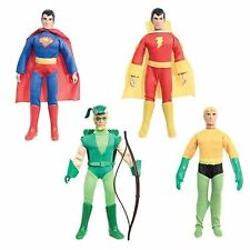 DC Super Powers Superman Shazam Aquaman Green Arrow 8-Inch Action Figure Case