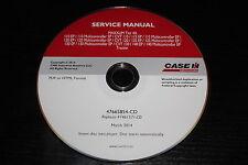 CASE MAXXUM 110 115 120 125 130 140 MULTICONTROLLER CVT TRACTOR SERVICE MANUAL