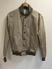 Duckie Brown x Perry Ellis Spring 2013 Runway Bomber Jacket 38 Small