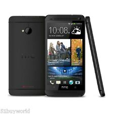 "HTC ONE M7 - 32GB - 4,7"" 3G Android Cellulare Smartphone Dual Camera GPS Ar"
