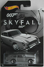 "Hot Wheels - ´63 / 1963 Aston Martin DB5 silbermet. ""James Bond 007 Skyfall"" OVP"