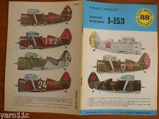 Polikarpov I-153 - TBiU No 88