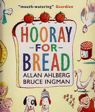 Hooray for bread BRAND NEW BOOK by Allan Ahlberg (Paperback, 2014)
