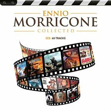 Ennio Morricone COLLECTED Best Of 68 MOVIE SOUNDTRACK SONGS Music NEW 3 CD