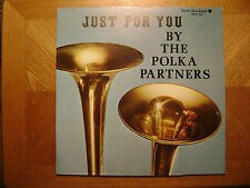 NORTH STAR APPLI LP RECORD/ POLKA PARTNERS/ JUST FOR YOU/ NR MINT VINYL