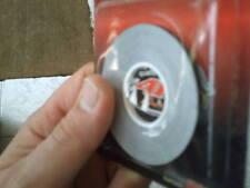 Striscia nastro rotolo adesivo decorazione auto camper caravan moto nero 3 mm