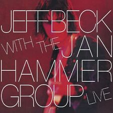 JEFF & HAMMER,JAN BECK - JEFF BECK WITH THE JAN HAMMER GROUP LIVE   CD NEU