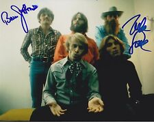 Bruce Johnston & Mike Love Signed Autographed 8x10 Photo The Beach Boys COA A