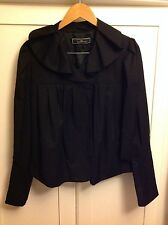 Gorgeous By Malene Birger Coat Jacket 'Campbell' Amazing Sleeves size 38 UK 10