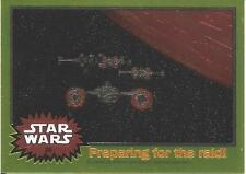1999 Topps Star Wars Chrome Archives #26 Preparing For The Raid!   X-Wing Y-Wing