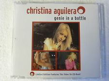 Christina Aguilera: Genie In A Bottle (Deleted 3 track Enhanced CD2 Single)