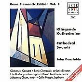 John Dunstable:  Cathedral Sounds, Clemencic Consort, Very Good