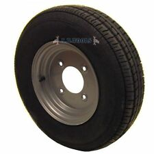 "Trailer Wheel and Tyre 145 x 10"" 8 PLY 5-1/2"" PCD TRSP05"