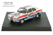 Ford Escort RS 1600 MK I - Rallye Monte Carlo 1972 - Mäkinen - 1:43 Trofeu 0548