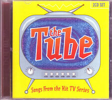 rare Songs From The Tube TV Series NZ 2-CD set (1998)